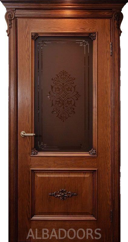 Двери венге: варианты сочетания в интерьере (23 фото