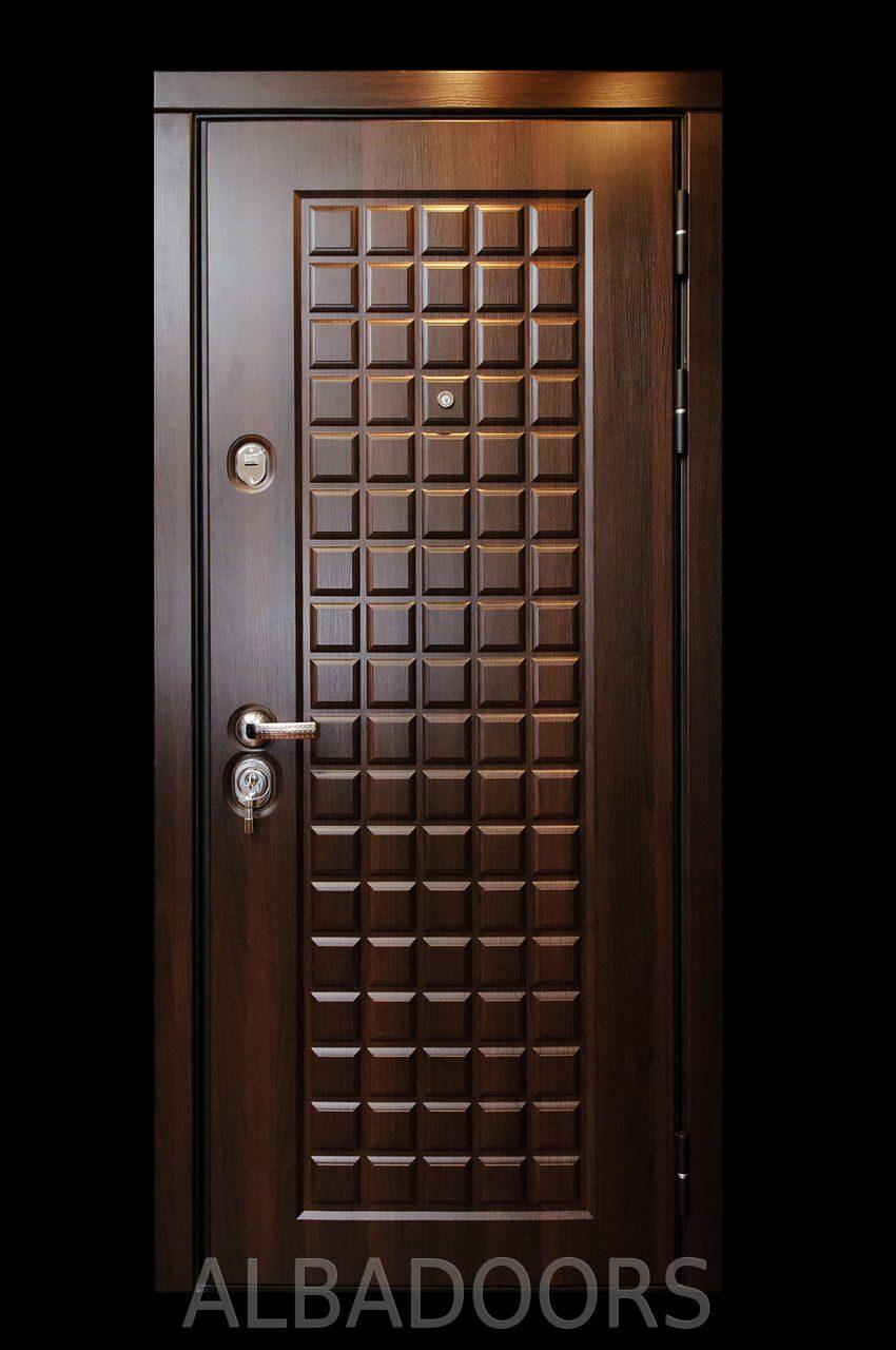 красивые металлические двери оптом